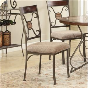 Lifestyle DC067 Metal Side Chair