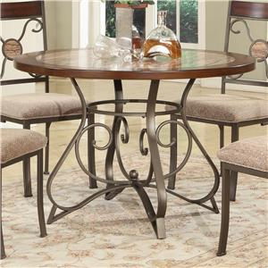 Lifestyle DC067 Metal Dining Table