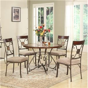 Lifestyle DC067 Metal Table and Chairs