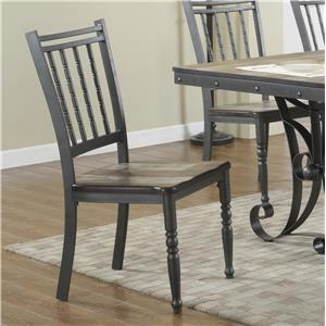 Lifestyle DC340 Metal Side Chair
