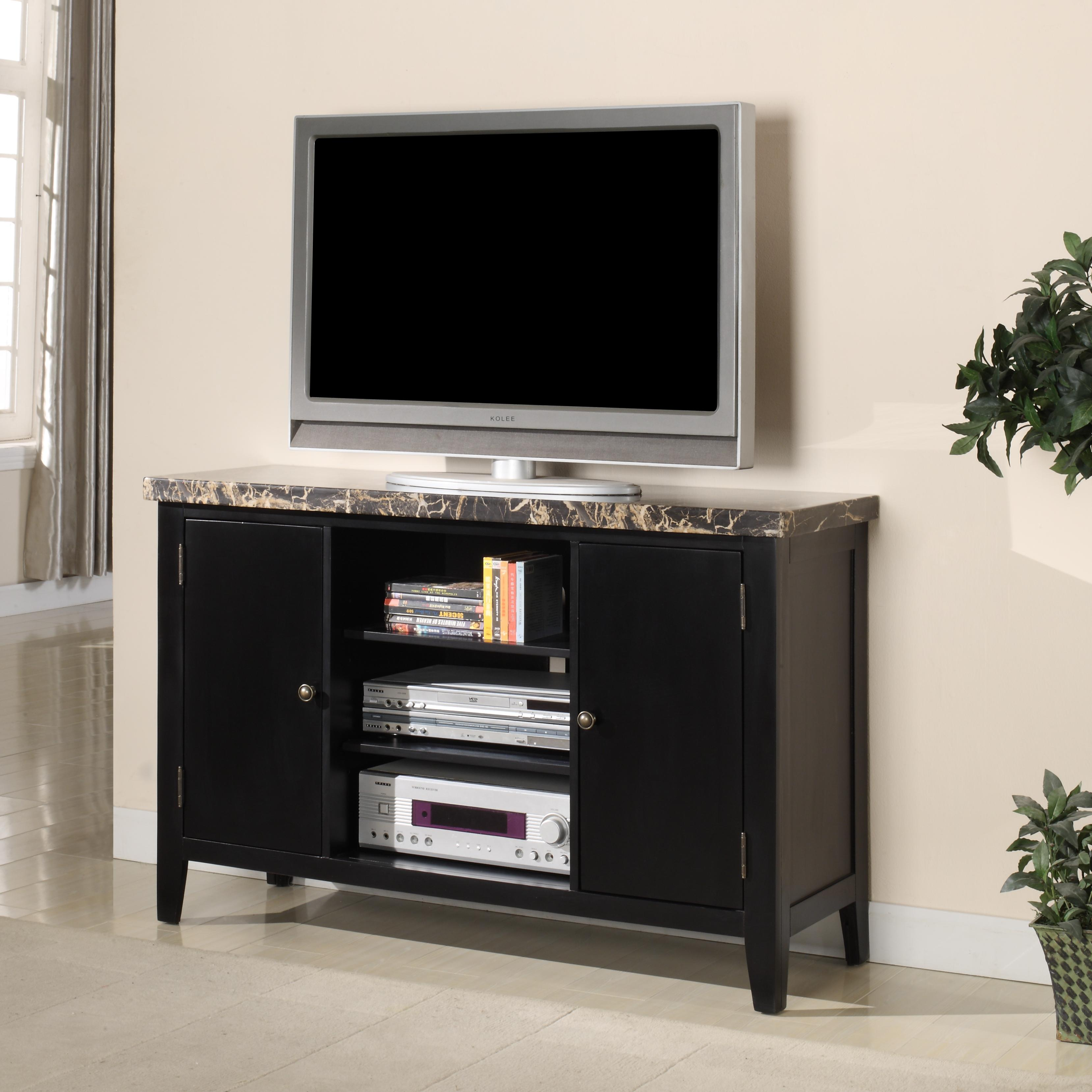 EC032 TV Stand by Lifestyle at Furniture Fair - North Carolina