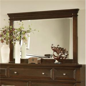 Lifestyle Timber Mirror