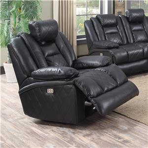 Lifestyle U35883 Power Recliner