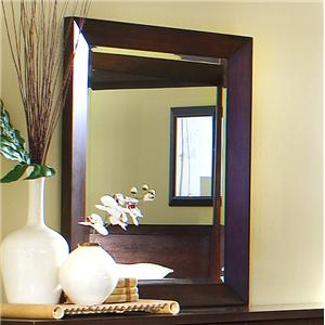 Ligna Furniture Canali Vertical Mirror