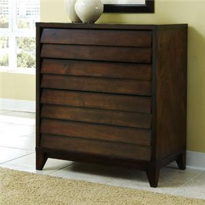 Ligna Furniture Canali 4 Drawer Entertainment Console Chest
