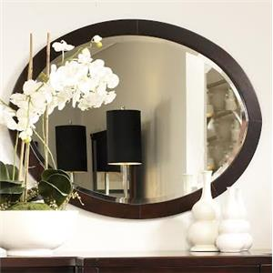 Ligna Furniture Port Oval Mirror