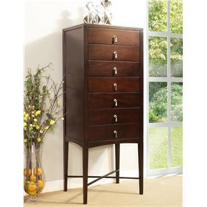 Ligna Furniture Port 7 Drawer Chest