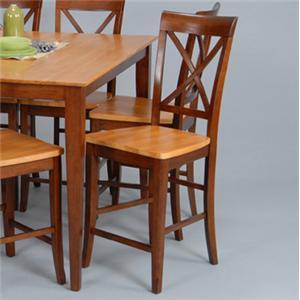 Ligo Products Contemporary Counter Chair
