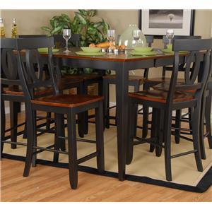 Ligo Products Contemporary Counter Table