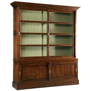 Lillian August Antiquaire Weerner Bookcase