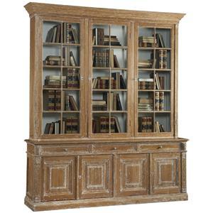 Lillian August Antiquaire Titan Bookcase
