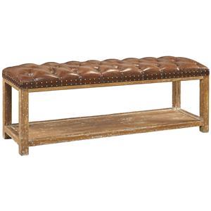 Lillian August Antiquaire Standish Bench