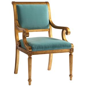 Lillian August Custom Upholstery Yardley Chair
