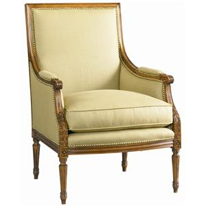 Lillian August Custom Upholstery Exeter Chair