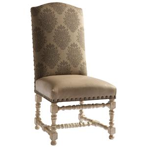 Lillian August Custom Upholstery Gatewick Side Chair