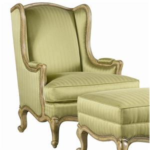 Lillian August Custom Upholstery Candace Chair