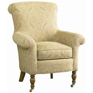 Lillian August Custom Upholstery Adams Chair