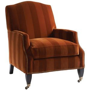 Lillian August Custom Upholstery Christie Chair