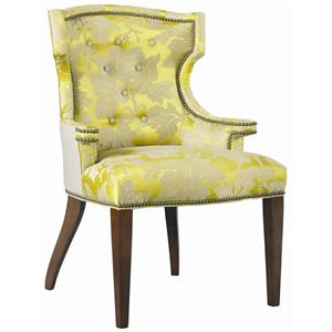 Lillian August Custom Upholstery Quinn Arm Chair