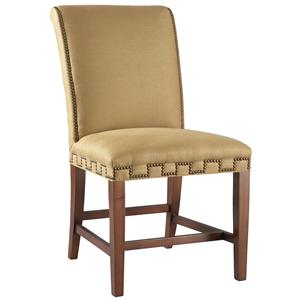 Lillian August Custom Upholstery Collier Chair