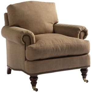 Lillian August Custom Upholstery Somerset Chair