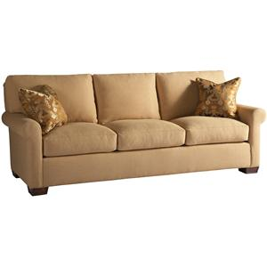 Lillian August Custom Upholstery Burton Sofa