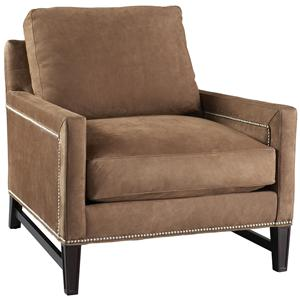 Lillian August Custom Upholstery Regent Chair