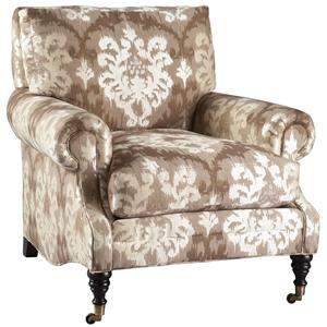 Lillian August Custom Upholstery Graham Chair