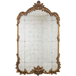 Lillian August Wood Hyde Mirror