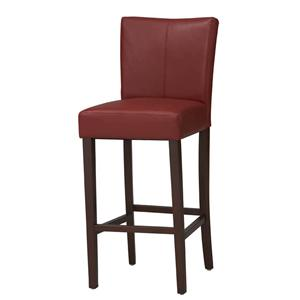 "Linon Bar and Counter Stools 24"" Bonded Leather Counter Stool"