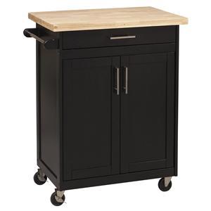 Linon Work Islands Kitchen Cart