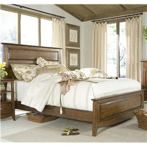 Linwood Furniture Baisley Park Queen Panel Bed