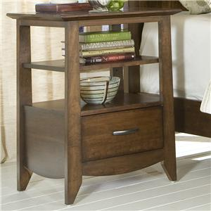 Linwood Furniture Baisley Park Night Stand
