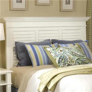 Linwood Furniture Villages of Gulf Breeze King Panel Headboard