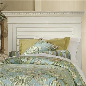 Linwood Furniture Villages of Gulf Breeze Twin Panel Headboard