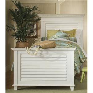 Linwood Furniture Villages of Gulf Breeze Twin Panel Bed