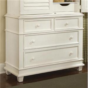 Linwood Furniture Villages of Gulf Breeze Single Dresser