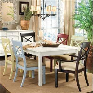 Linwood Furniture Villages of Gulf Breeze 7 Piece Dining Table Set