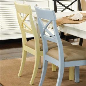 Linwood Furniture Villages of Gulf Breeze Side Chairs
