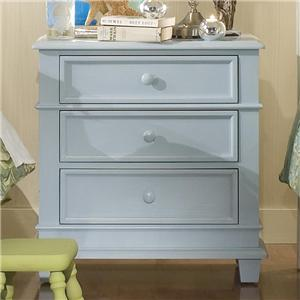 Linwood Furniture Villages of Gulf Breeze Three Drawer Nightstand