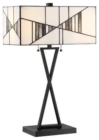 Classic Design Zellah Table Lamp at Walker's Furniture
