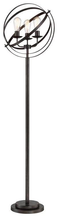 LS Lamps Orbiton Floor Lamp at Walker's Furniture
