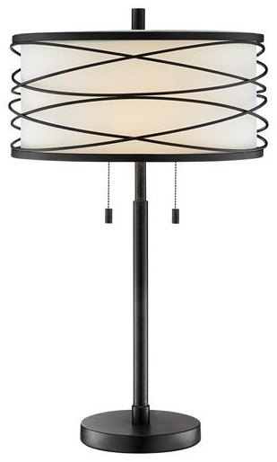 LS Lamps Lumiere Table Lamp at Walker's Furniture
