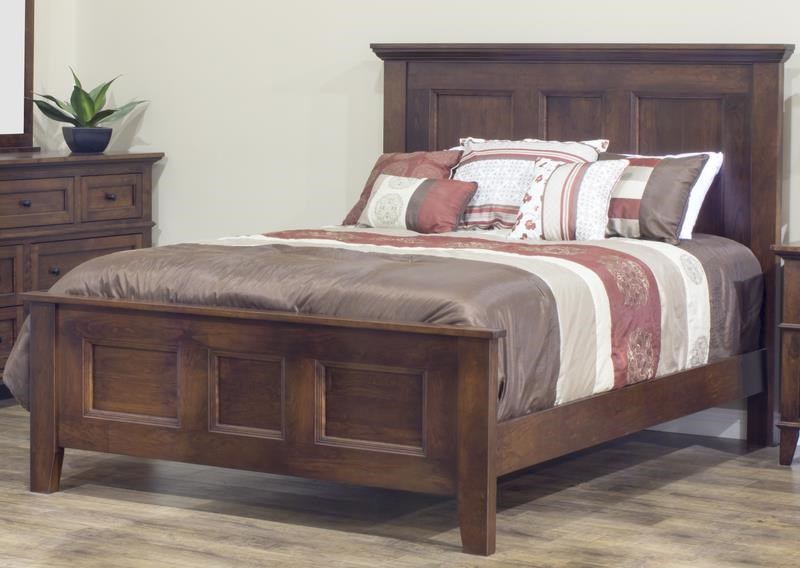 Brentwood Brentwood Queen Bed at Morris Home