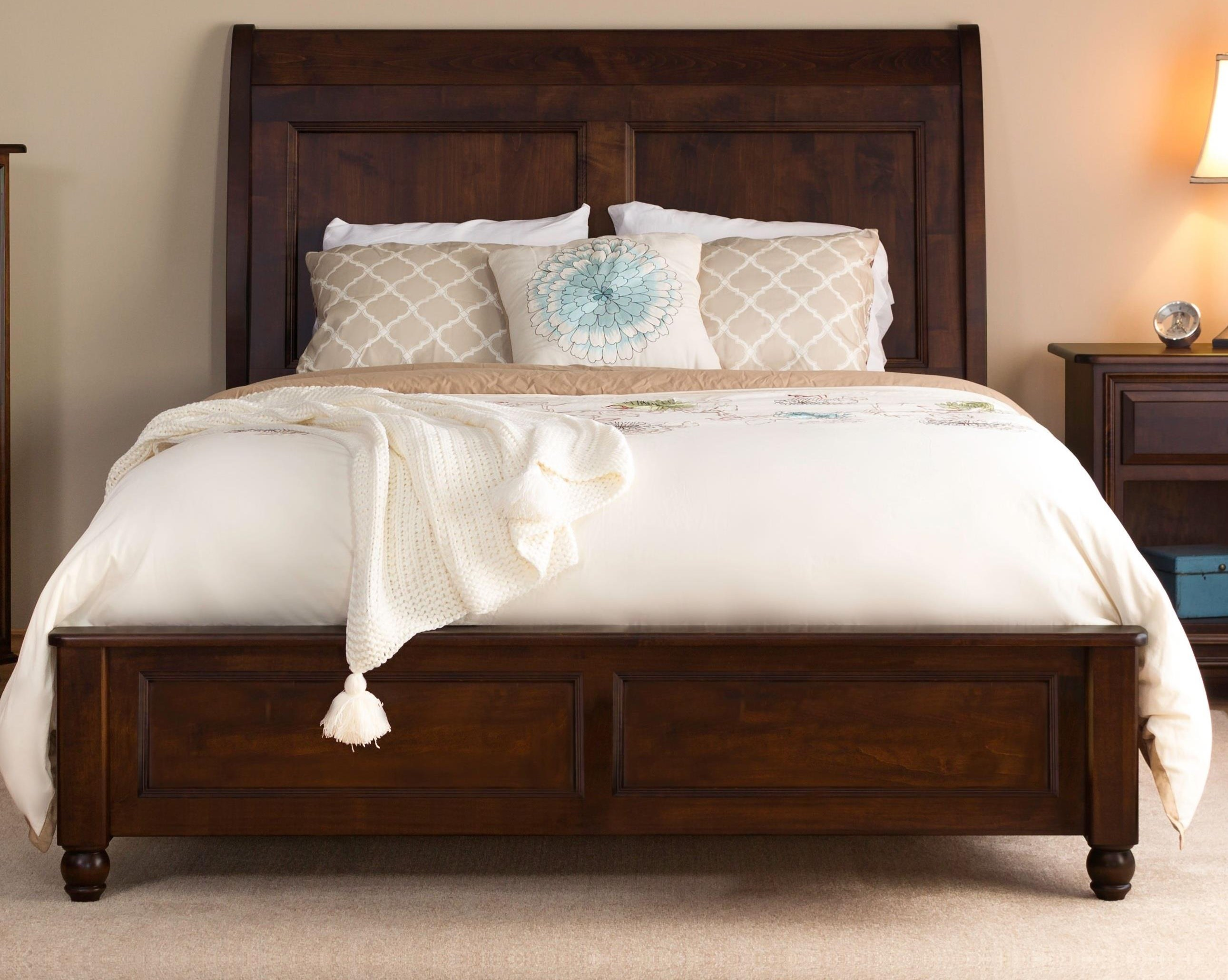 Charlton Charlton King Bed at Morris Home