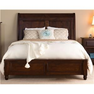 Charlton King Bed