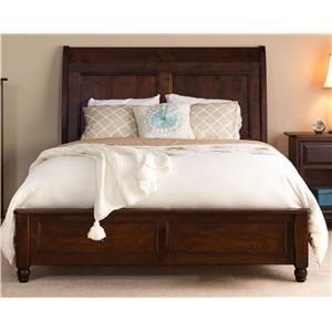 Charlton Queen Bed