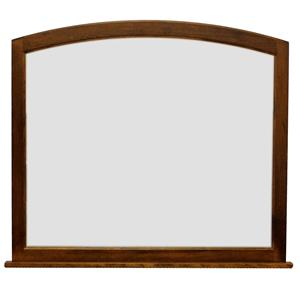 L.J. Gascho Furniture Covington Arched Mirror