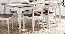 Essex Essex 2-Piece Dining Table at Morris Home