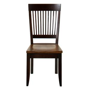 L.J. Gascho Furniture Saber Dining Side Chair